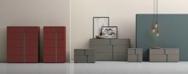 Athena bedroom set modern design