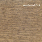 Weathered Oak Leg Colour