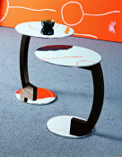 Zen Side Table - Stainless Steel
