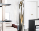 Thriller Floor Lamp Bronze