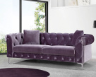 Charlie Buttoned Sofa
