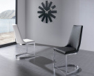 Jersey Leather Dining Chair