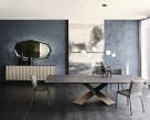 Tyron Keramik Extending Dining Table by Cattelan Italia