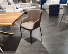 Magda Couture Dining Chair With Arms