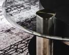 Arena Bond Coffee Table Glass Shelf