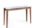 Hedra Console Table - Marble Top