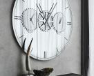 Times Clock Mirror - Cattelan Italia Wall Mirror