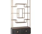 Lennon Gold Cabinet