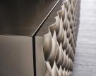 Lavander Designer Titanium Sideboard