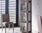 Almond Wood Bookcase