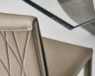 Italia Couture Designer Dining Chair