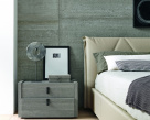 Esprit Designer Bed Headboard