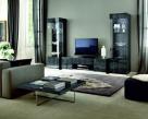 Montecarlo Grey Gloss TV Unit