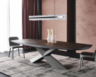 Tryon Wood Dining Table by Cattelan Italia