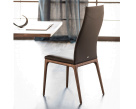 Arcadia High Back Dining Chair - Rear View