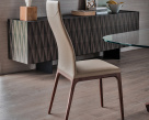 Arcadia High Back Dining Chair - Cattelan Italia