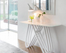 Butterfly Console Table - White