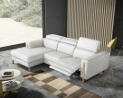 Ashley Corner Sofa - Electric Recliner