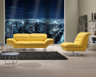 Andrea Sofa Set - Living Room