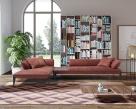 Avenue Modern Contemporary Low Level Italian Corner Sofa