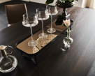 Benny Rectangular Glass Coffee Table - Cattelan Italia