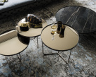 Billy Bronze Coffee Table
