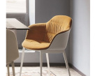 Mood Dining Chair - Triangular Legs