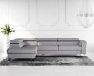 Brook Leather Corner Sofa8