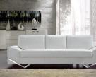 Madison Modern Leather Sofa Suite