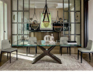 Canopy Dining Table