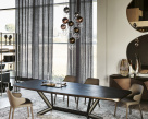 Cattelan Italia Planer Wood Dining Table