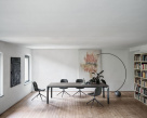 Circle Floor Lamp