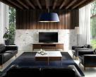 Hedra Rectangular Coffee Table