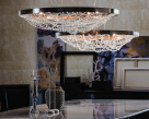Cristal Modern Ceiling Light
