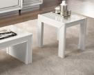 Dexter High Gloss Side Table