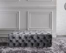 Dimple Rectangular Footstool