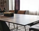 Edward Drive Keramik Extendible Dining Table