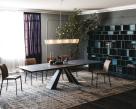 Edward Drive Keramik Extending Dining Table - Cattelan Italia
