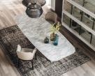 Edward Keramik Dining Table - Graphite Base