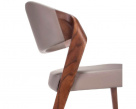 Elona Eco Leather Dining Chair