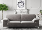 Evan Designer Fabric Sofa