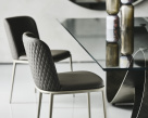 Magda ML Couture Dining Chair by Cattelan Italia