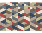 Funk Chevron Multi Rug
