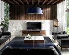 Hedra TV Unit - Hedra Walnut Furniture