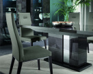 Heritage Extending Dining Table - Base View