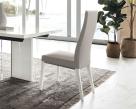 Isla Italian White Gloss Dining Chair