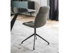 Kelly Swivel Office Chair - Rear View