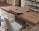 Leo Extending Dining Table - Mechanism