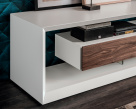 Link White TV Unit