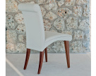 Lulu Leather Dining Chair